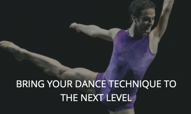 Bring Your Dance Technique To The Next Level