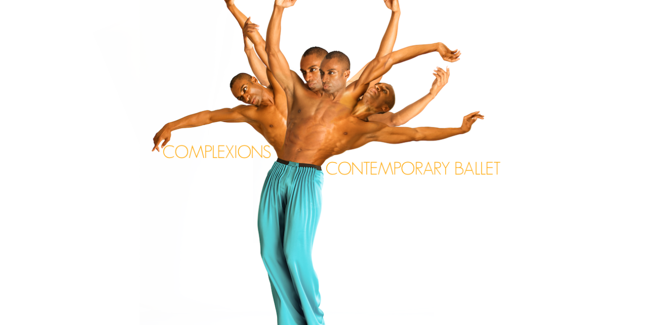 Audition Notice Complexions Contemporary Ballet