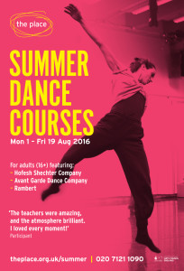 Summer Dance Courses At The Place
