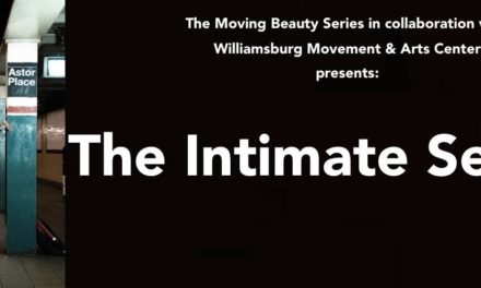 Intimate Series Concert Open Call