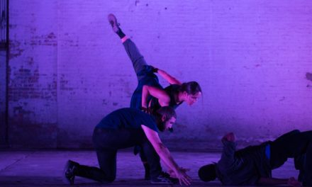 Audition Notice Dante Brown|Warehouse Dance