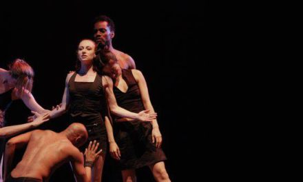 Audition Notice VISIONS Contemporary Ballet