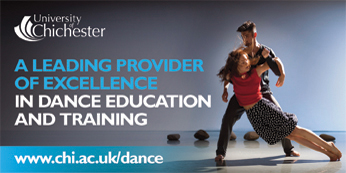 University of Chichester Dance Degree