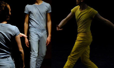 Audition Notice Compagnie Danse Louis Barreau
