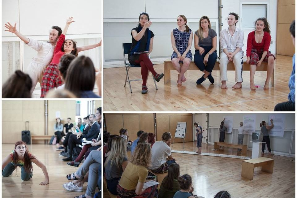 The Young Artists Feedback Forum Open Call
