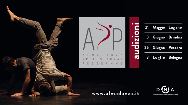 Audition for APP Almadanza Professional Programme