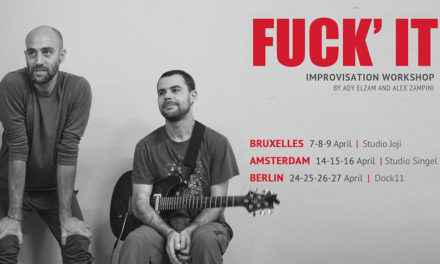 Fuck it Multi-Disciplinary Improvisation Into Performance Workshops