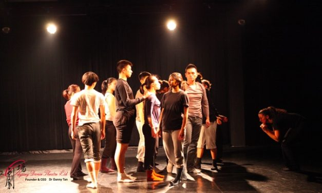Recruitment Dance Artists for ODT Dance Collective