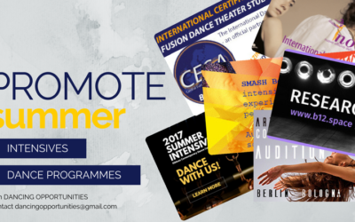 Summer Intensive Special Promo Packages