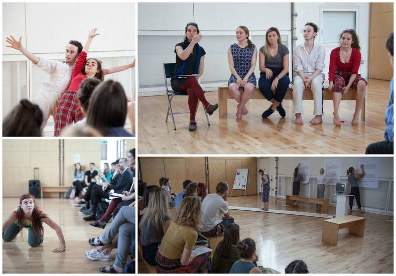 Next Choreography Festival Open Call