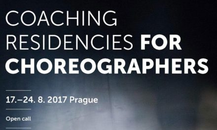 Coaching Residency for Choreographers