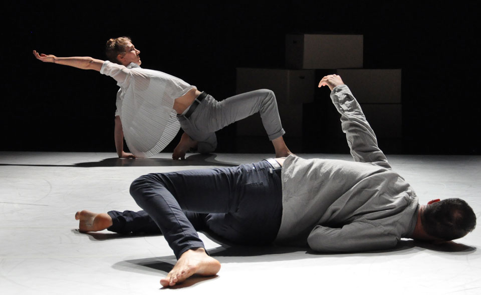 Edan Gorlicki Call Out For Male Dance Students
