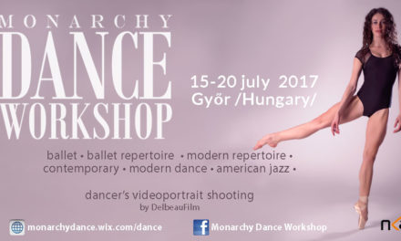 Monarchy Dance Workshop