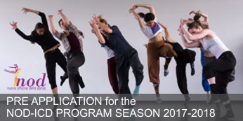 NOD Dance Program Italy