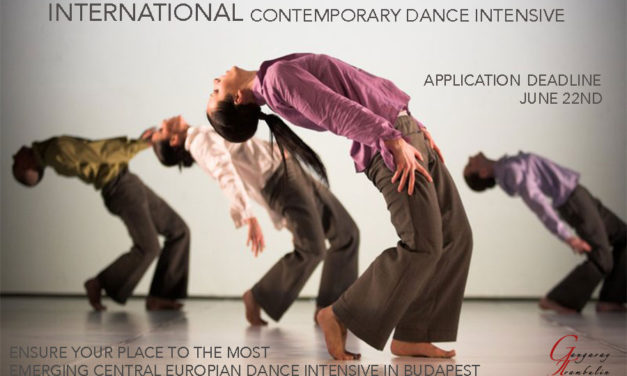 Gangaray Trambulin Contemporary Dance Program