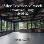 The Ailey Experience Workshop