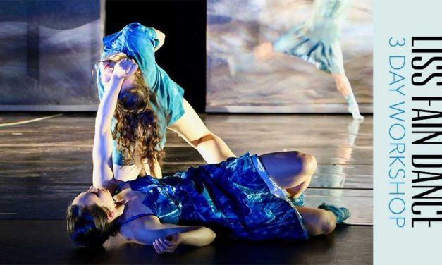 Three Day Fall Intensive Workshop with Liss Fain Dance