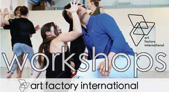 Art Factory International Workshops