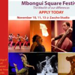 Mbongui Square Festival Call For Performers