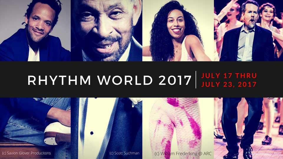 The 27th Annual Rhythm World Festival