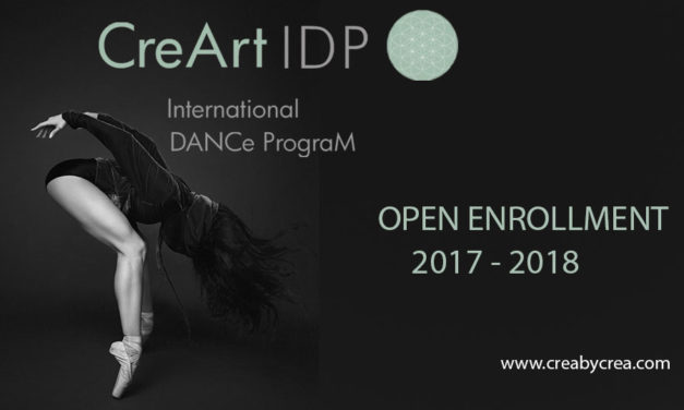 CreArt DANCe IDP International Dance Program