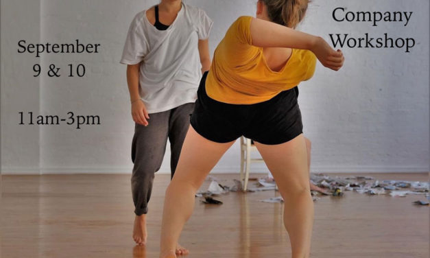 Ephemera Dance Company Presents ​EDC Workshop