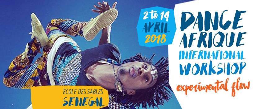Dance Afrique | Experimental Flow – International Easter Workshop at Ecole des Sables in Senegal