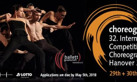 International Choreographic Competition Hannover