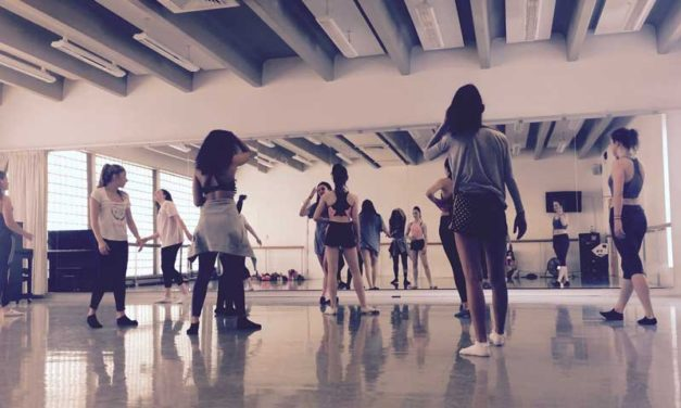 Free Dance Workshop With One Youth Dance