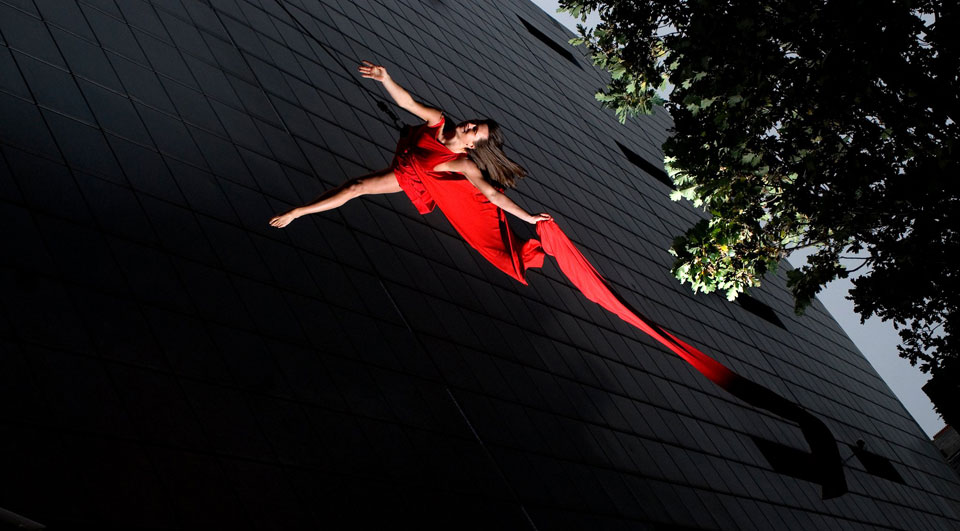 Audition Notice Wired Aerial Theatre