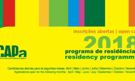 CAPa's Artistic Residency Programme