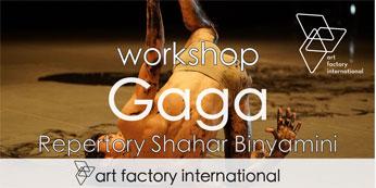 GAGA with Shahar Binyamini