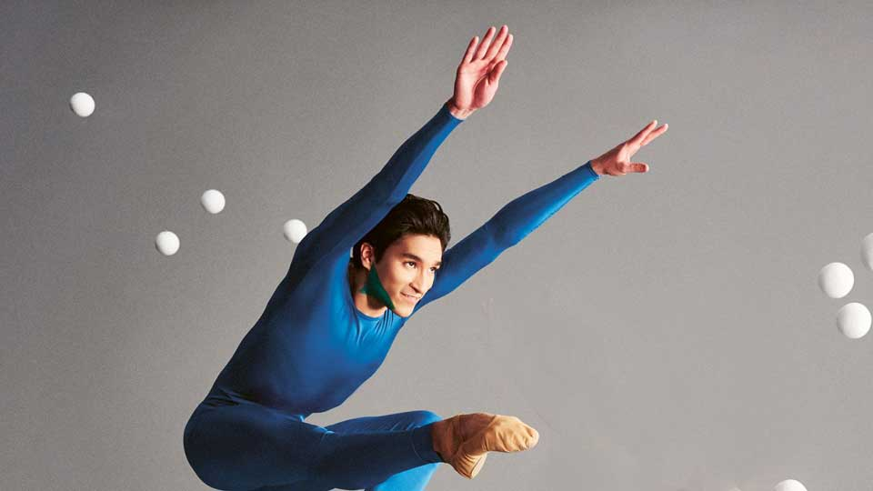 Audition Dutch National Ballet Junior Company