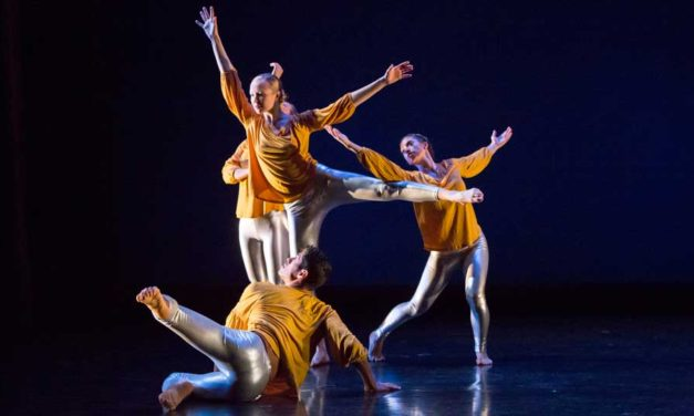 Audition Notice Zenon Dance Company