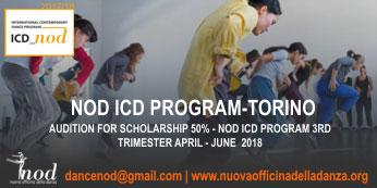 NOD Dance Programme Accepting Applications