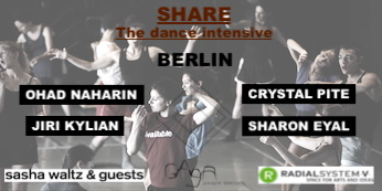Share Dance Intensive