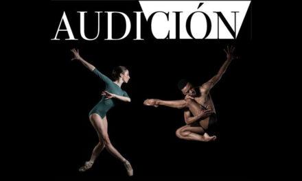 Audition Notice Ballet de Galicia