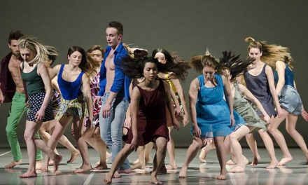 Audition Start For Dance Residency For Young Dancers In Contemporary Dance