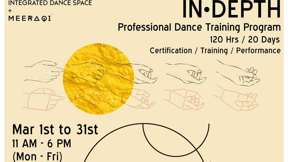 IN-DEPTH Contemporary Dance Intensive Certification Program