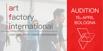 Art Factory International Auditions