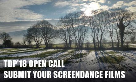 Open Call TDP'18 Screendance Selection