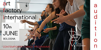 Art Factory International Contemporary Dance Programme