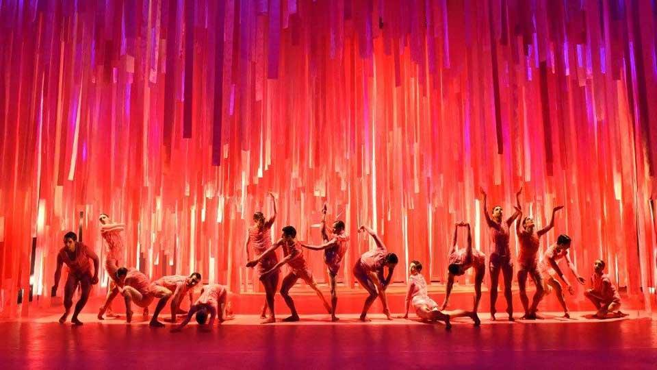 Gauthier Dance // Dance Company Theaterhaus Stuttgart Ballet Master