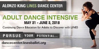 Alonzo King LINES Ballet Intensive