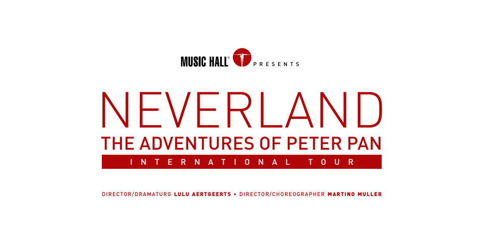 Audition Notice Neverland The Adventures of Peter Pan
