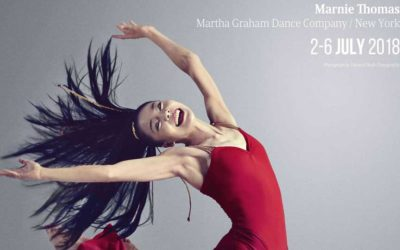 Graham Workshop For Teachers And Master Class With Marnie Thomas