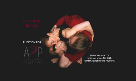 Workshop/Audition with Michal Mualem & Giannalberto de Filippis for APP and APPstage