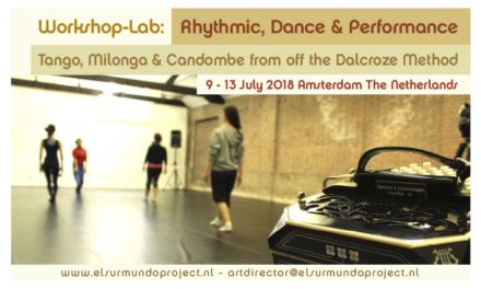 ALL-OUT! Tango, Milonga & Candombe Rhythmics for Dancers