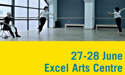 Bursaries for Polina Kremasta's Workshop Оrganised by Tipperary Dance Platform