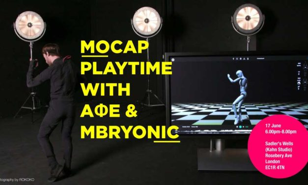 Free Motion Capture System Playtime